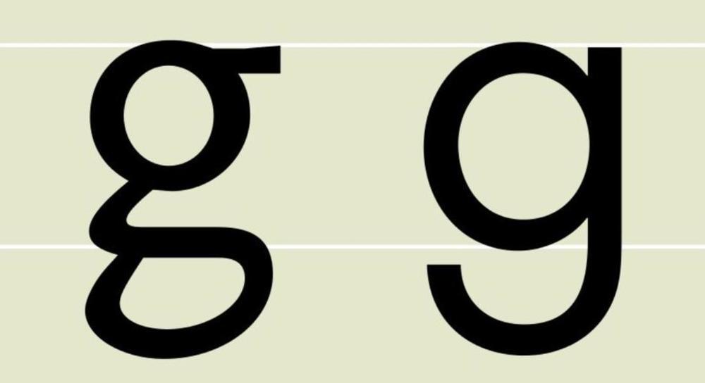 Malo slovo G