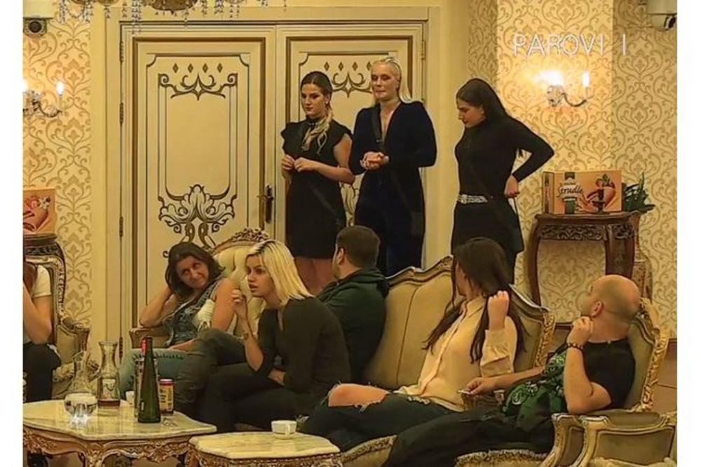 OUTSIDE NEGOTIATIONS BEFORE THE FRIENDS: Sisters Marjanovic left the Couples, others were the most powerful!
