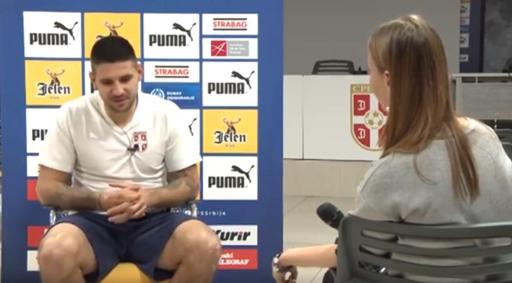Aleksandar Mitrović u emisiji kod Biljane Obradović