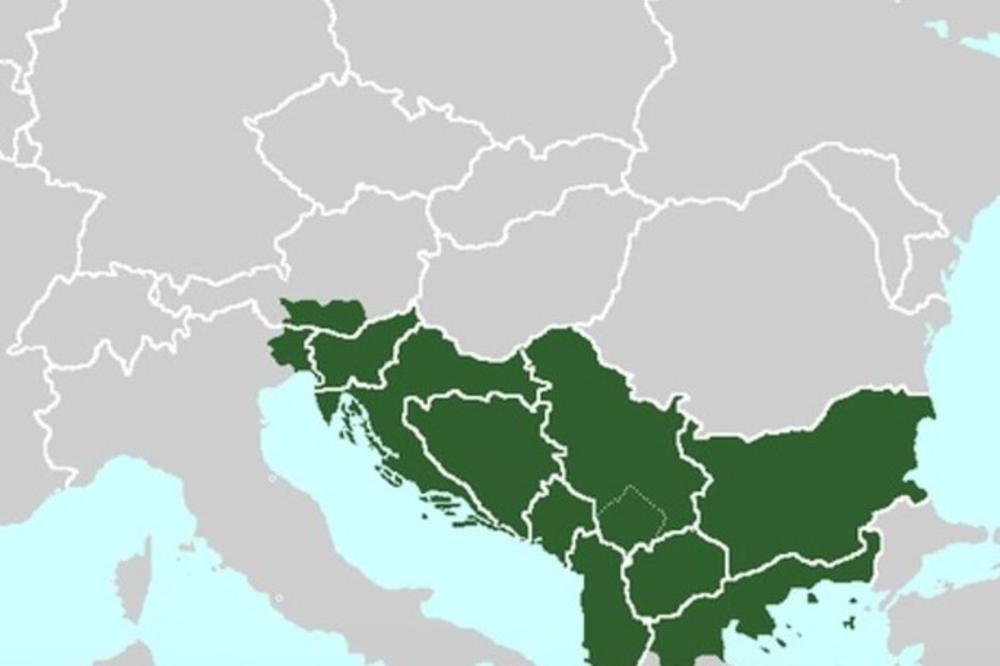 Ovako bi izgledala SFRJ da je bilo po Titovom
