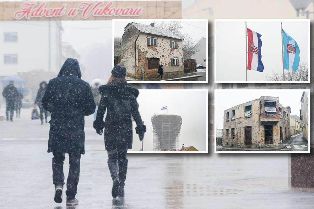 Prvi Odlazak U Vukovar Uverio Me Je U Jedno U Gradu Mrtvih