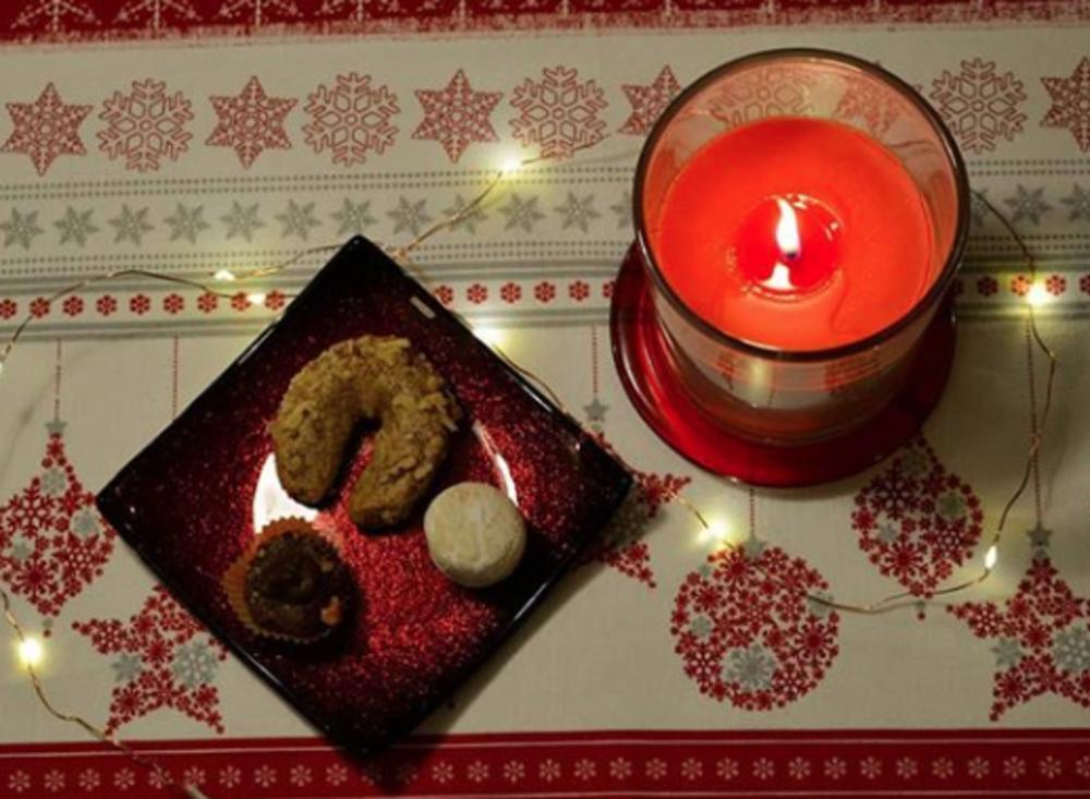 Tri vrste kolača za tri svete žene Mironosice
