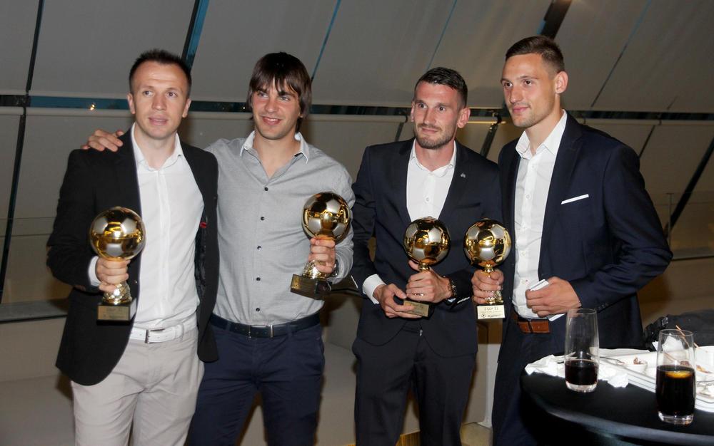 Matić, Stojković, Brrežančić i Stojiljković