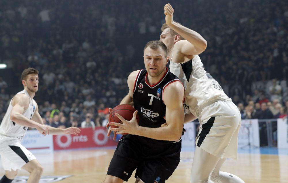 Parahovski bi mogao da napusti Partizan