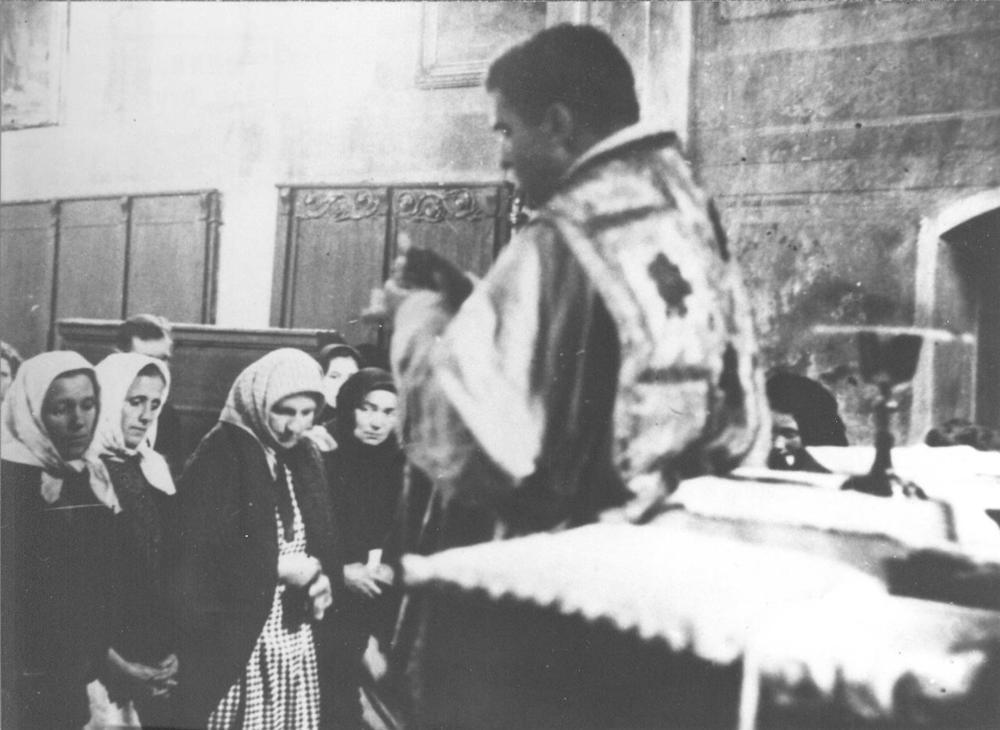 Prisilno pokrštavanje Srba