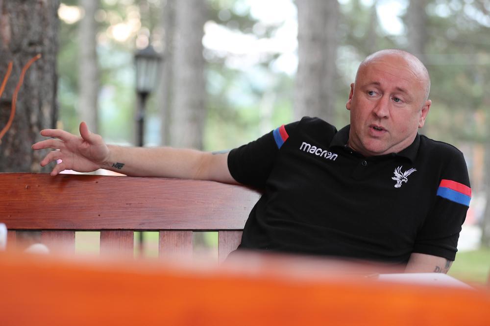 Ä'ani Curcic Ostaje U Srpskom Fudbalu Legenda Partizana Ima Novi Posao