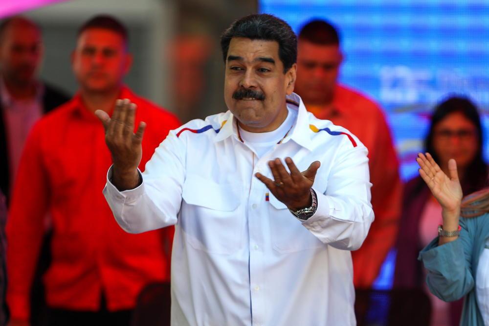 ONO ŠTO SE DEŠAVA NA KARIBIMA MOŽE DOVESTI DO SVETSKOG SUKOBA: Maduro dočekuje najveće AMERIČKE NEPRIJATELJE