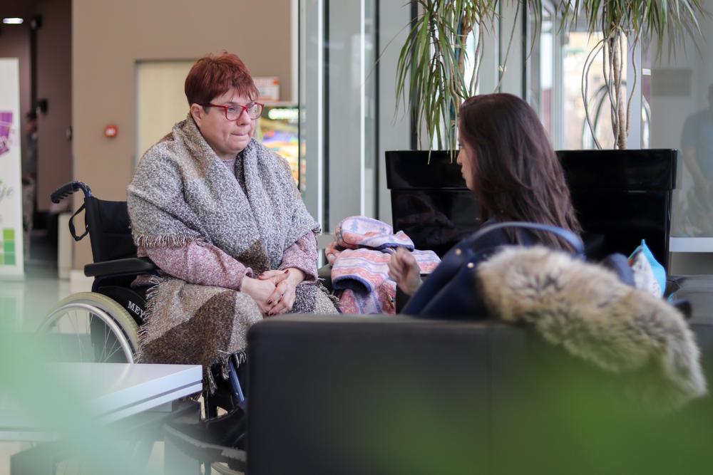 Tatjana Stojšić Petković od sedme godine u invalidskim kolicima