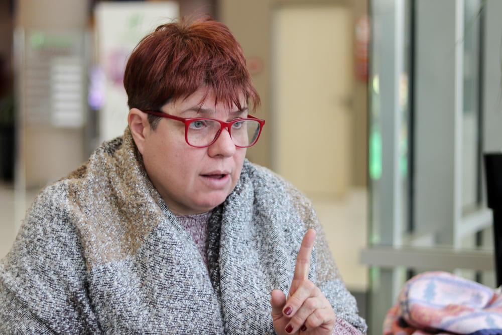 Tatjana kaže da društvo ima mnogo predrasuda prema osobama sa invaliditetom