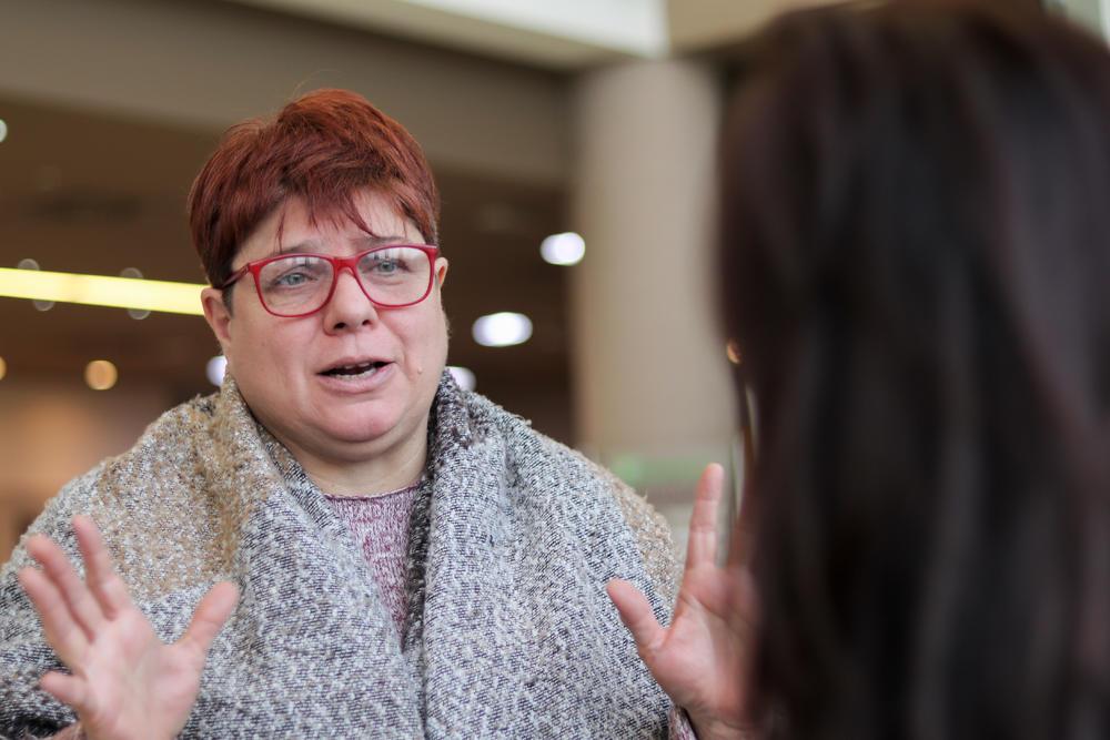 Suprugova  familija nije bila oduševljena saznanjem da će njihov mezimac  oženiti osobu sa invaliditetom