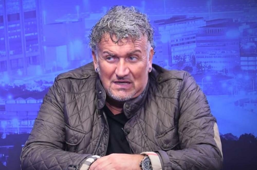 Dragan Marinković Maca je govorio o ratu, Bogu, prostituciji...