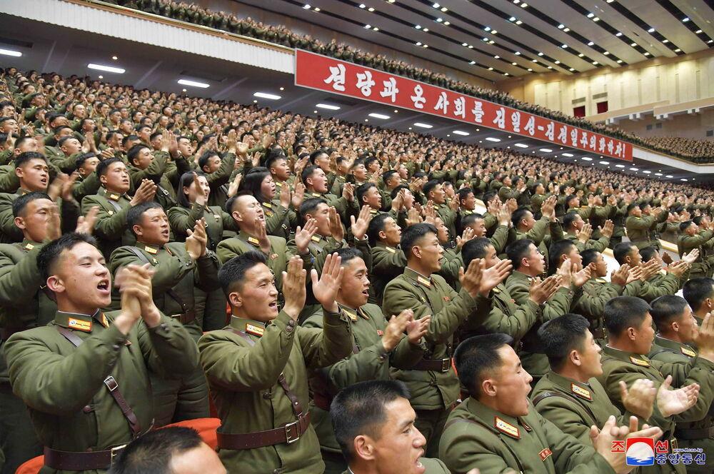 Skup u Severnoj Koreji