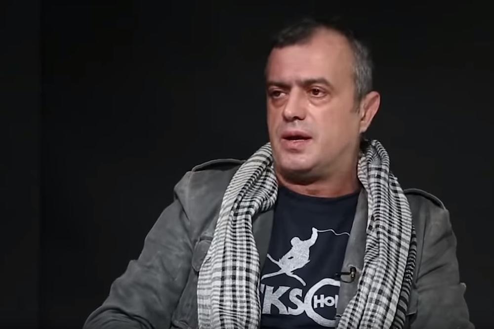 IZGUBIO KONTROLU NAD VOZILOM: Sergej Trifunović imao saobraćajnu nesreću