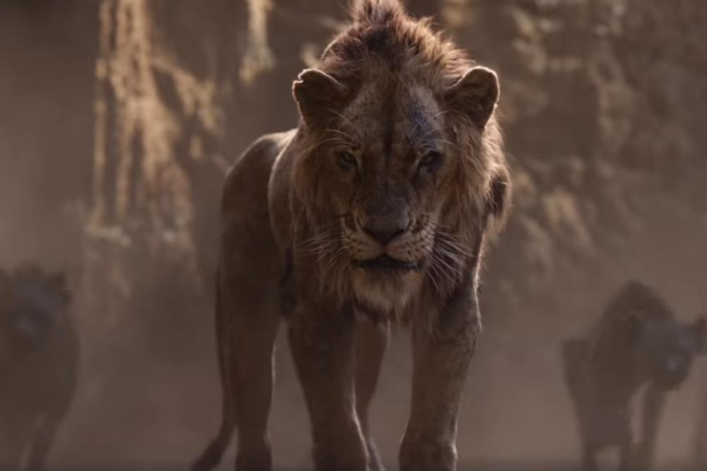 THE LION KING: Objavljen zvanični trejler (VIDEO)