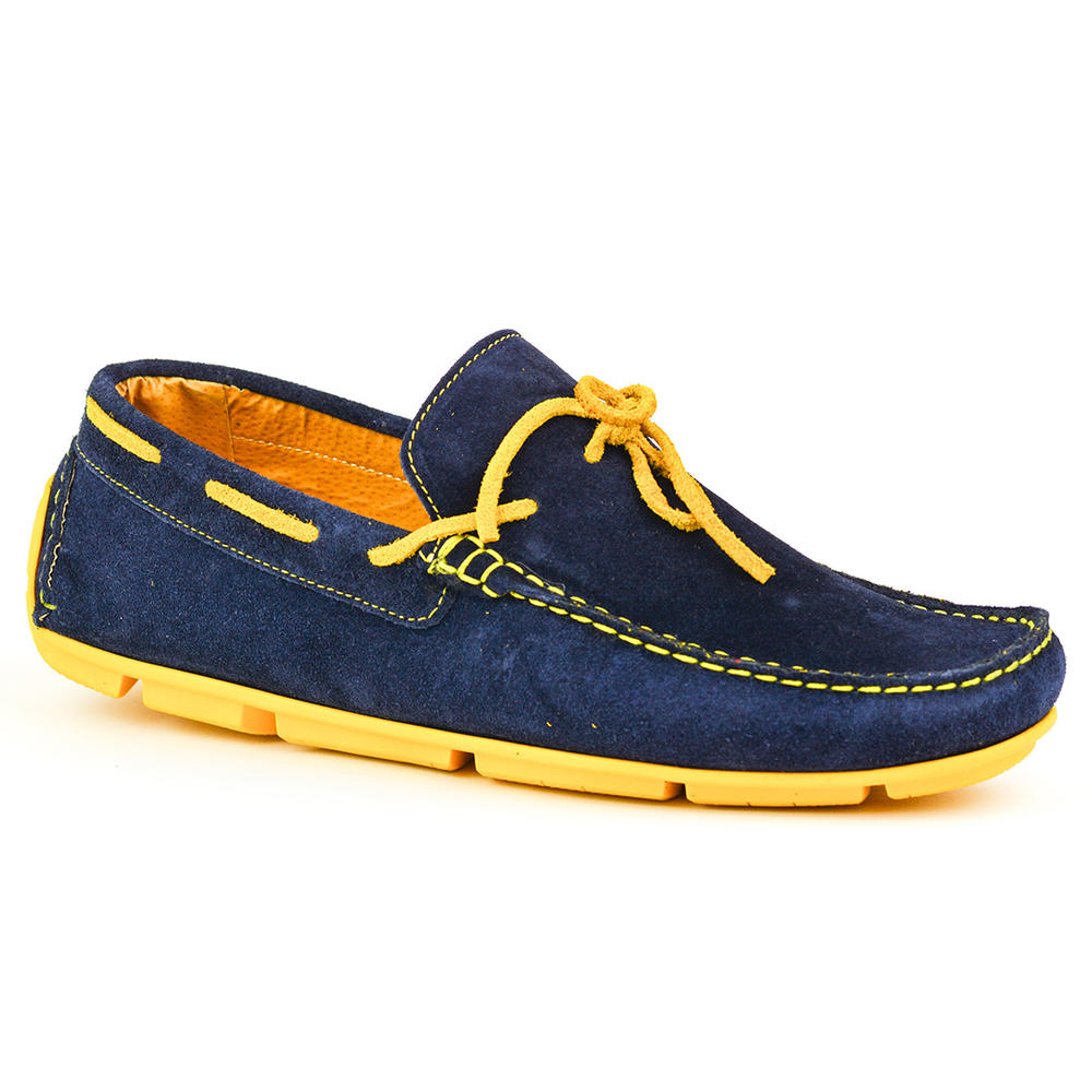 Black Prive Italiano 20-19 Blue / Yellow