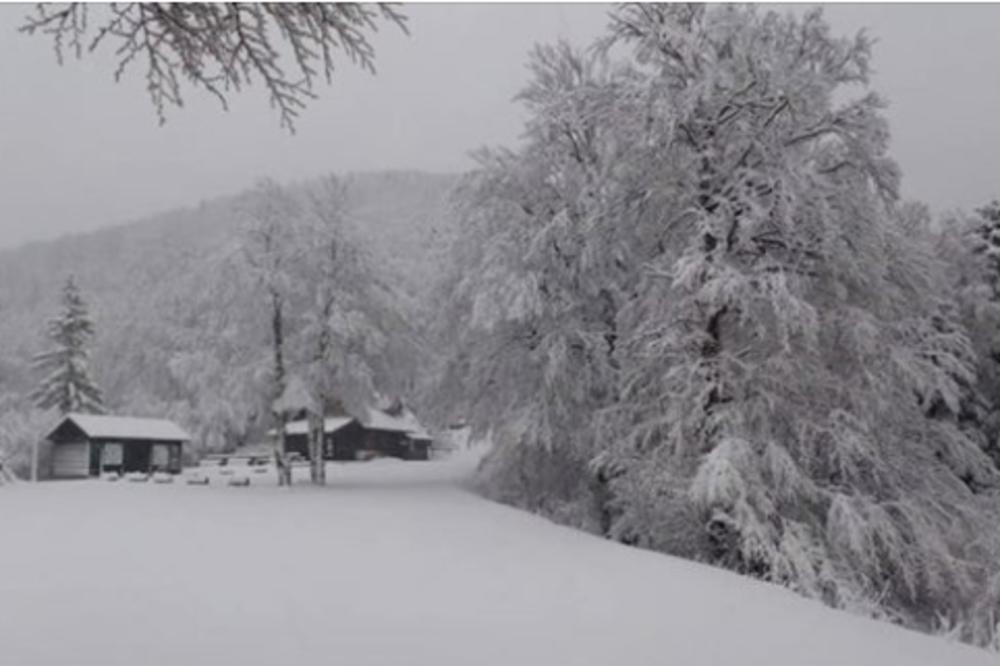 Sibirska Zima Stiže U Srbiju A Prvi Sneg Pada Brže Nego što