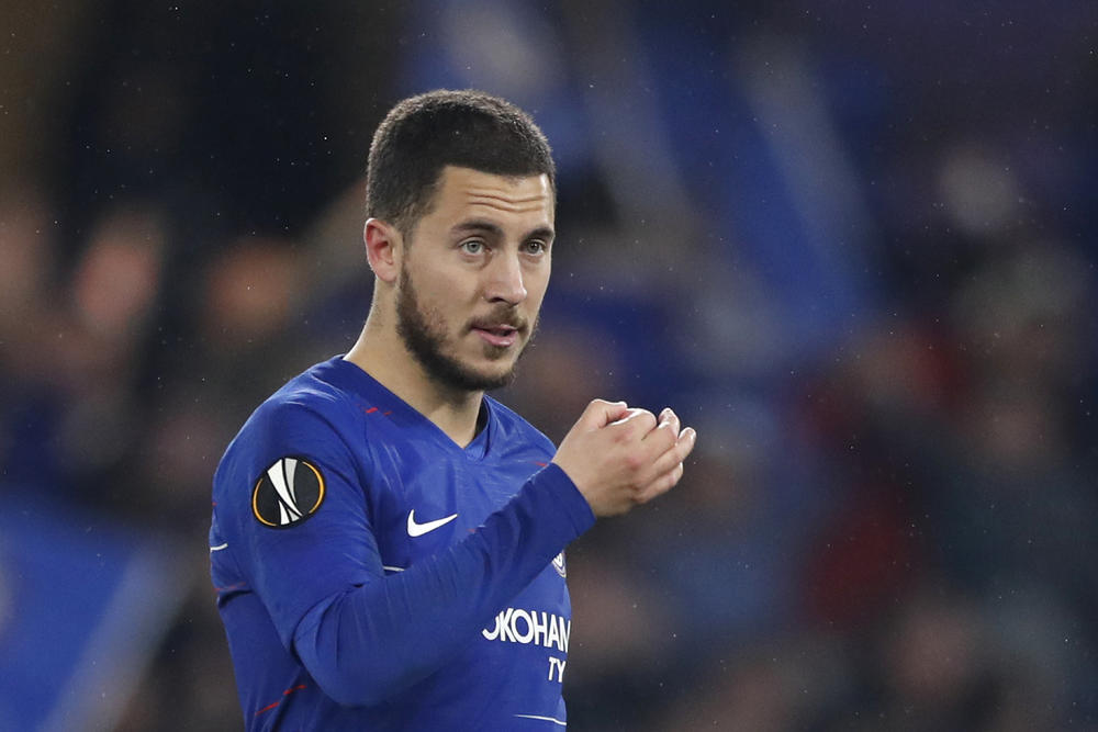 Eden Azar odlazi u Real Madrid