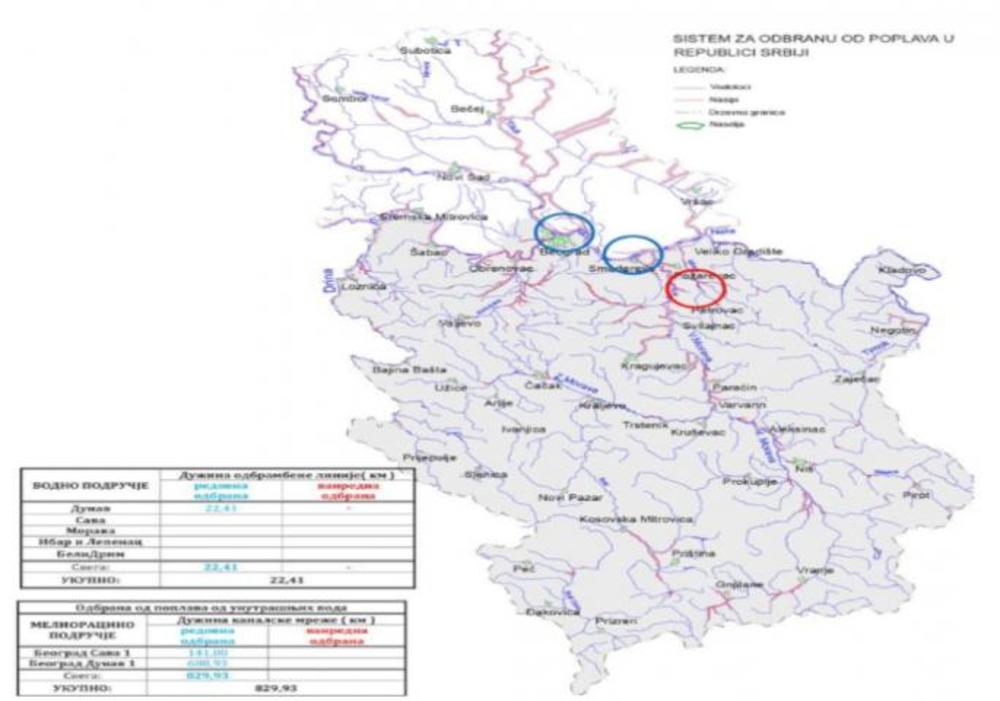 Preti Nam Nova Opasnost Ovako Izgleda Realna Mapa Srbije Tokom
