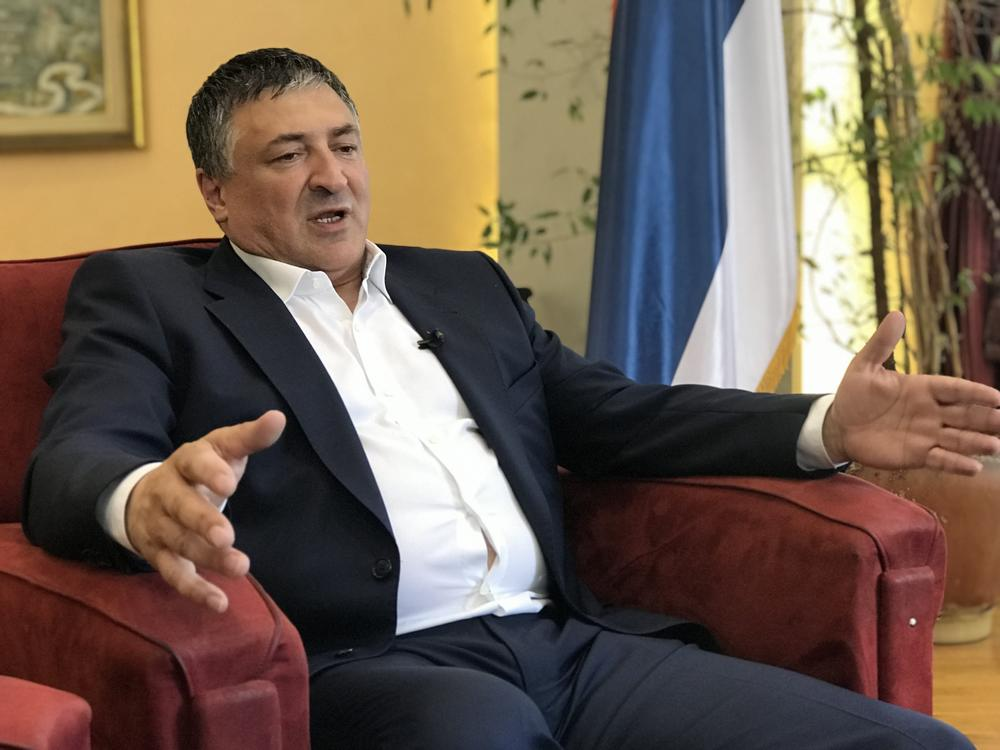 Ivica Tončev ne komentariše priče o tome da se Radnički 'gura'