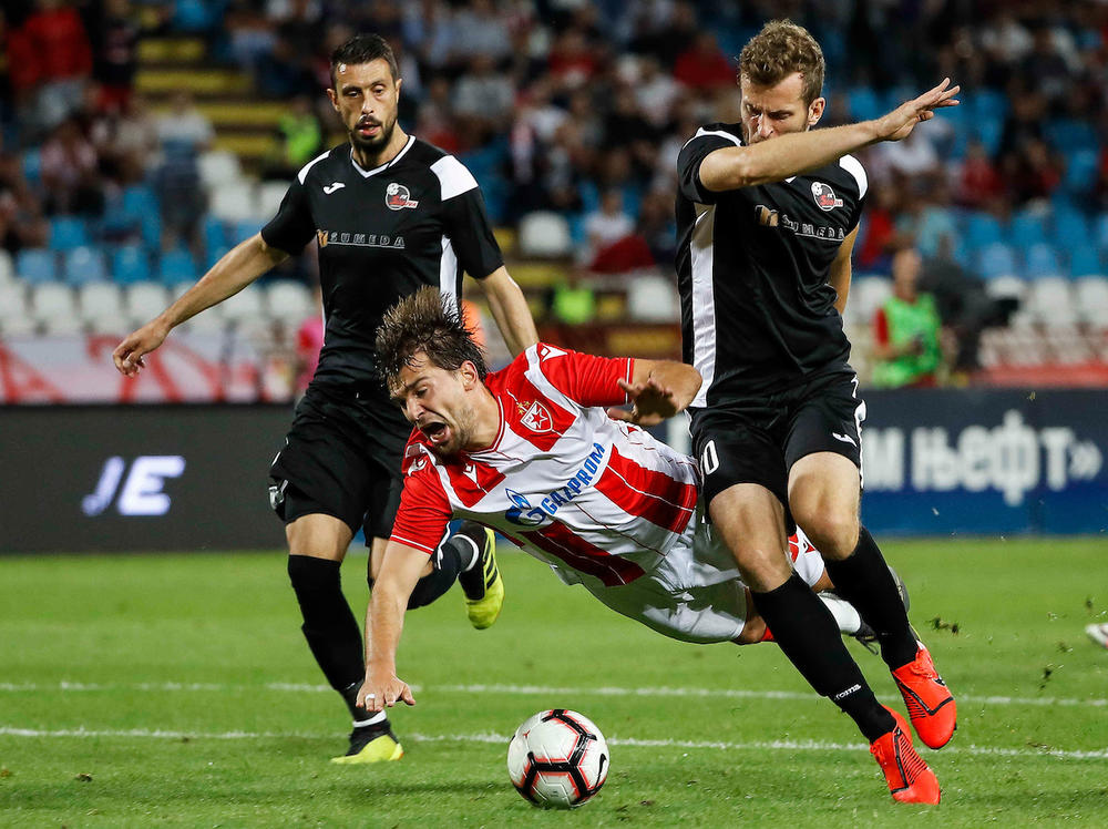 Filip Stojković je ispričao kako je napustio Crvenu  zvezdu