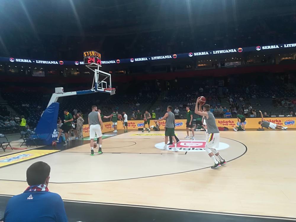 Srbija Skupo Platila Pobedu Protiv Litvanaca Bogdan I Jokić
