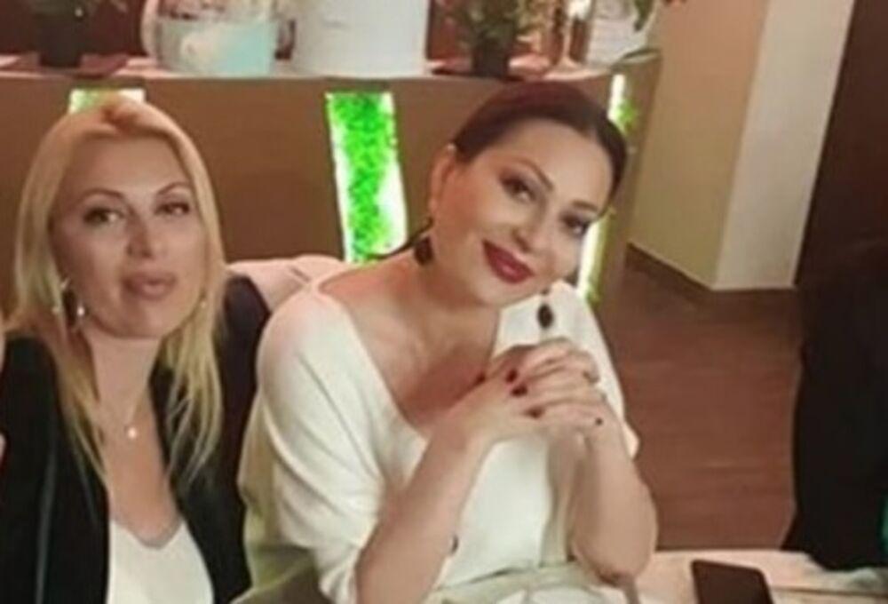 Lidija Ocokoljić i Svetlana Ražnatović