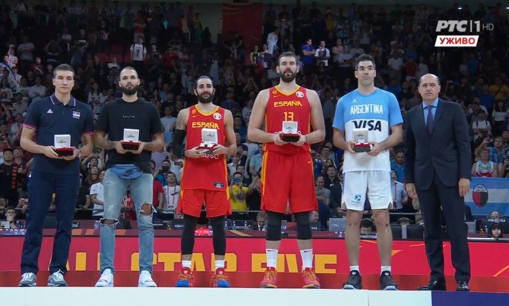 NIJE RUBIO MVP, NEGO BOGDAN: Publika u hali posle finala skandiranjem pokazala ko je za njih najkorisniji igrač!