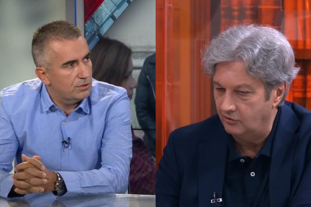 BRUKA I SRAMOTA MILOMIRA MARIĆA! Profesora BG univerziteta prozivao zbog albanskog porekla, pa se izvinjavao