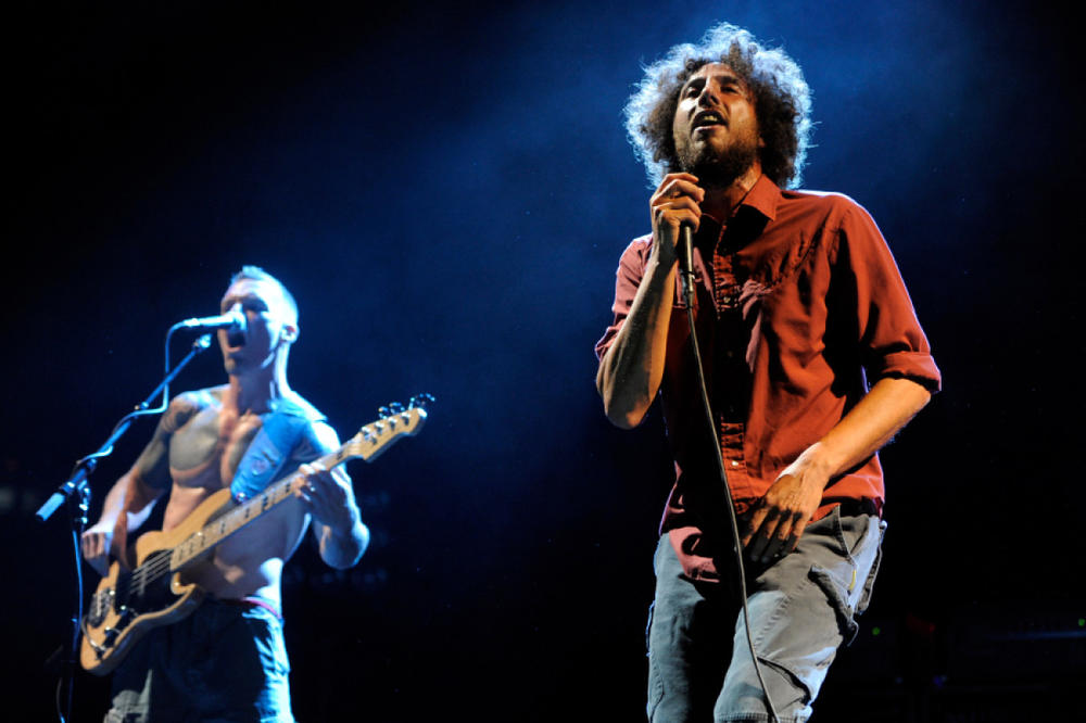 Rage Against The Machine ponovo na okupu