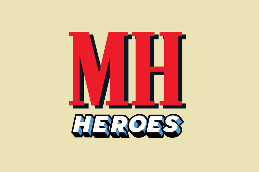 Men's Health heroji