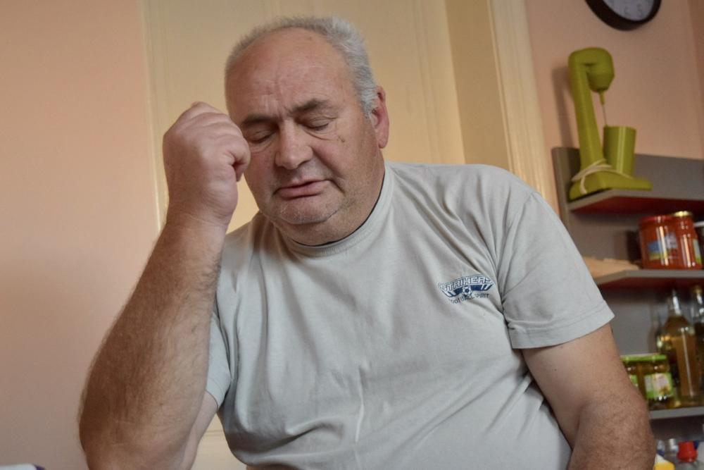 Biljanin otac, Milovan Mijatović