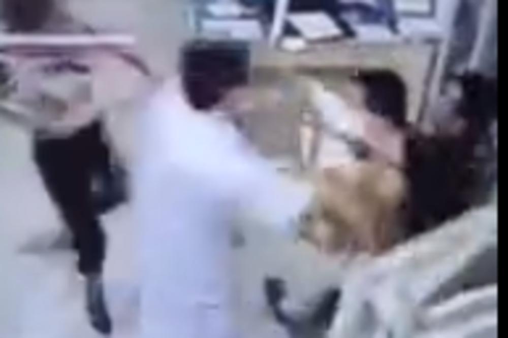Tuča između doktora i pacijenta