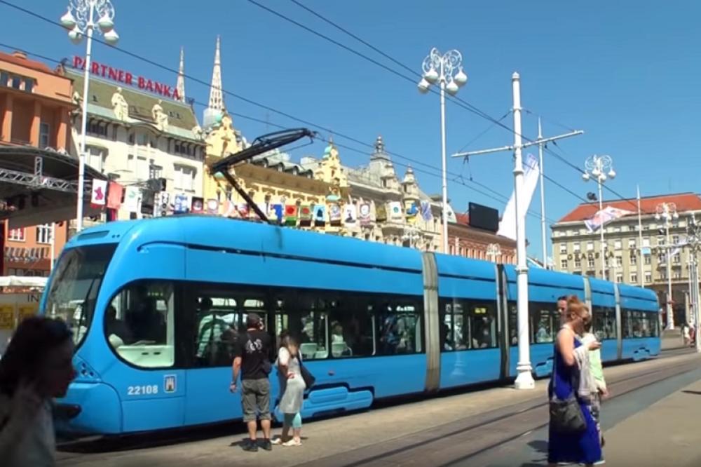 U tramvaju zagreb sex FOTO: Plakat
