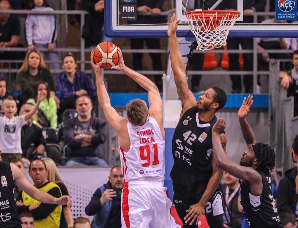 Pavlović za Mozlija kaže da je najbolji Amerikanac u Partizanu ikada