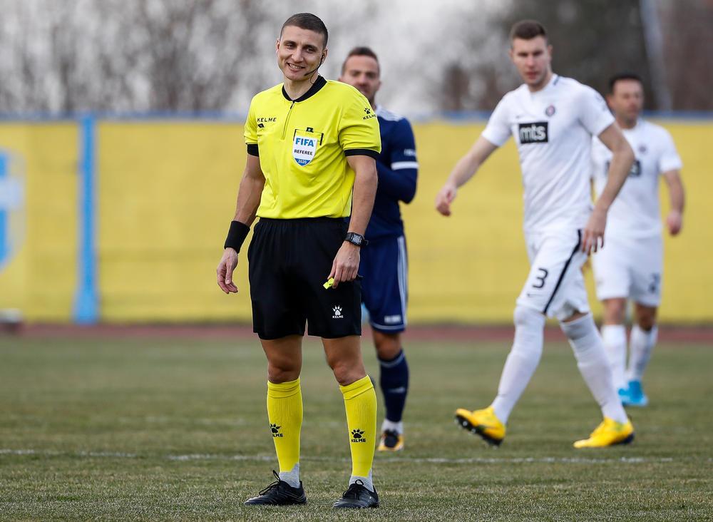 "Poznato je ko će deliti pravdu na večitom derbiju! Nedavno svirao ,,sumnjiv"" penal Partizanu! (FOTO) 1"