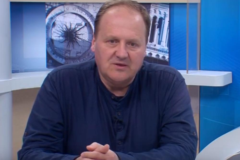 BEOGRADE, OD*EBI! Ovaj književnik je OSUDIO srpsku podršku ZAGREBU posle zemljotresa - evo i zašto