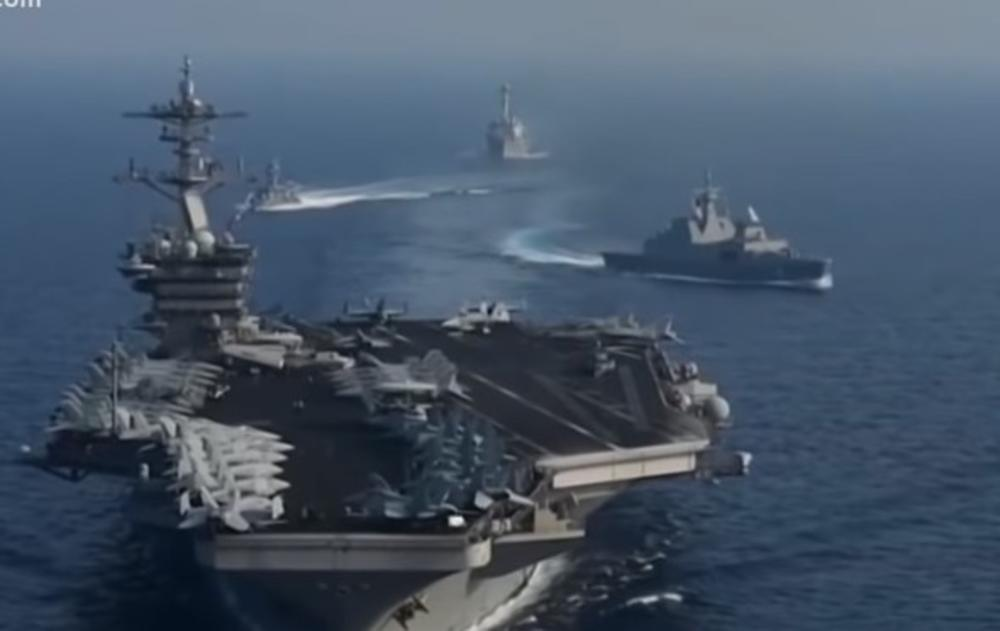 KINESKA I AMERIČKA VOJSKA OČI U OČI: Izbio incident, cela planeta drhti! Mornarica se momenatalno oglasila!