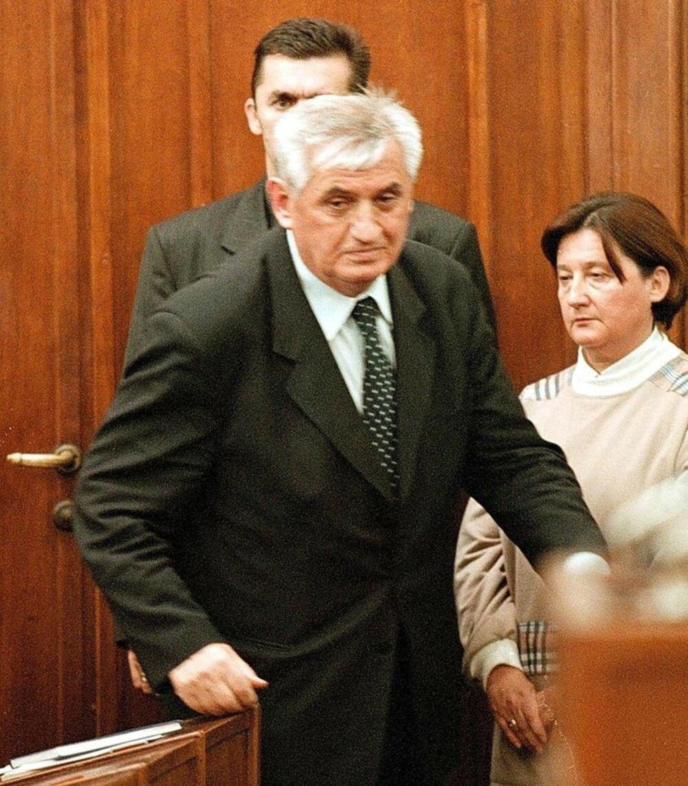 Protiv Stojiljkovića je bila podignuta optužnica pred sudom u Hagu