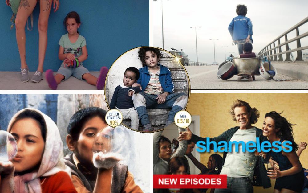 POETIKA SIROMAŠTVA: Najbolji filmovi i TV serije o