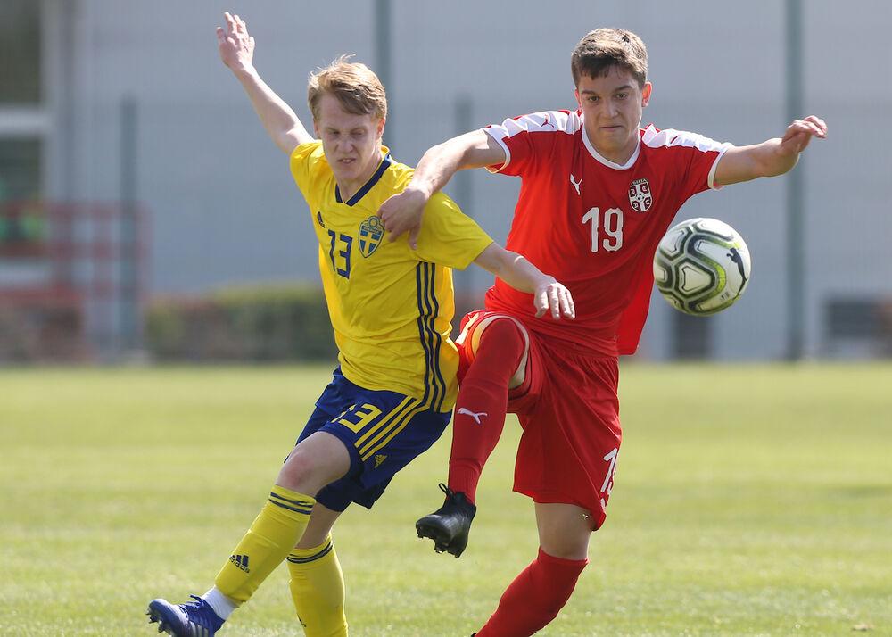 I Ilija Babić će biti na treninzima prvog tima