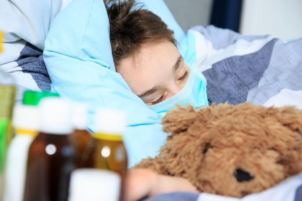 POČELO JE KAO GRIP, ONDA SU KRENULI OSTALI SIMPTOMI: Ispovest medicinske sestre Nene čiji sin ima KAVASAKI SINDROM