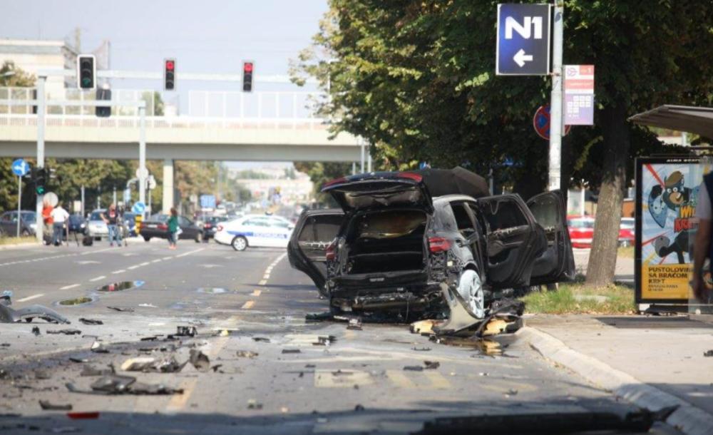 <p>Domaći mediji preneli su da je u ubistvu Strahinje Stojanovića verovatno korišćen ekploziv C-4, aktiviran iz daljine</p>