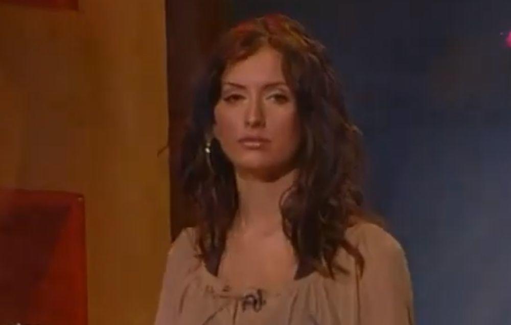 Emina Jahovic 2002. godine