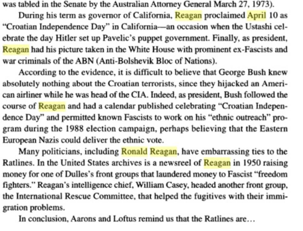 Ronald Regan