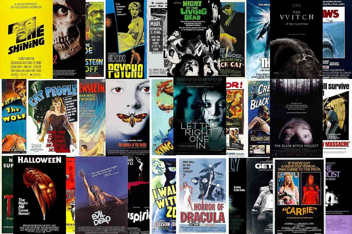 Izabrano je 10 najboljih HOROR FILMOVA svih vremena: Sada