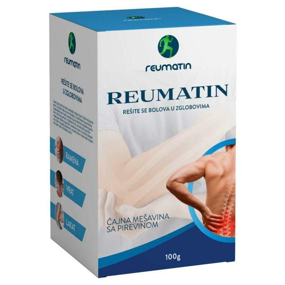 Reumatin za tekst