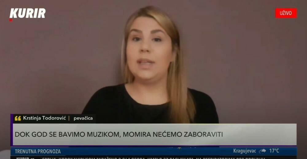 Krstinja Todorović