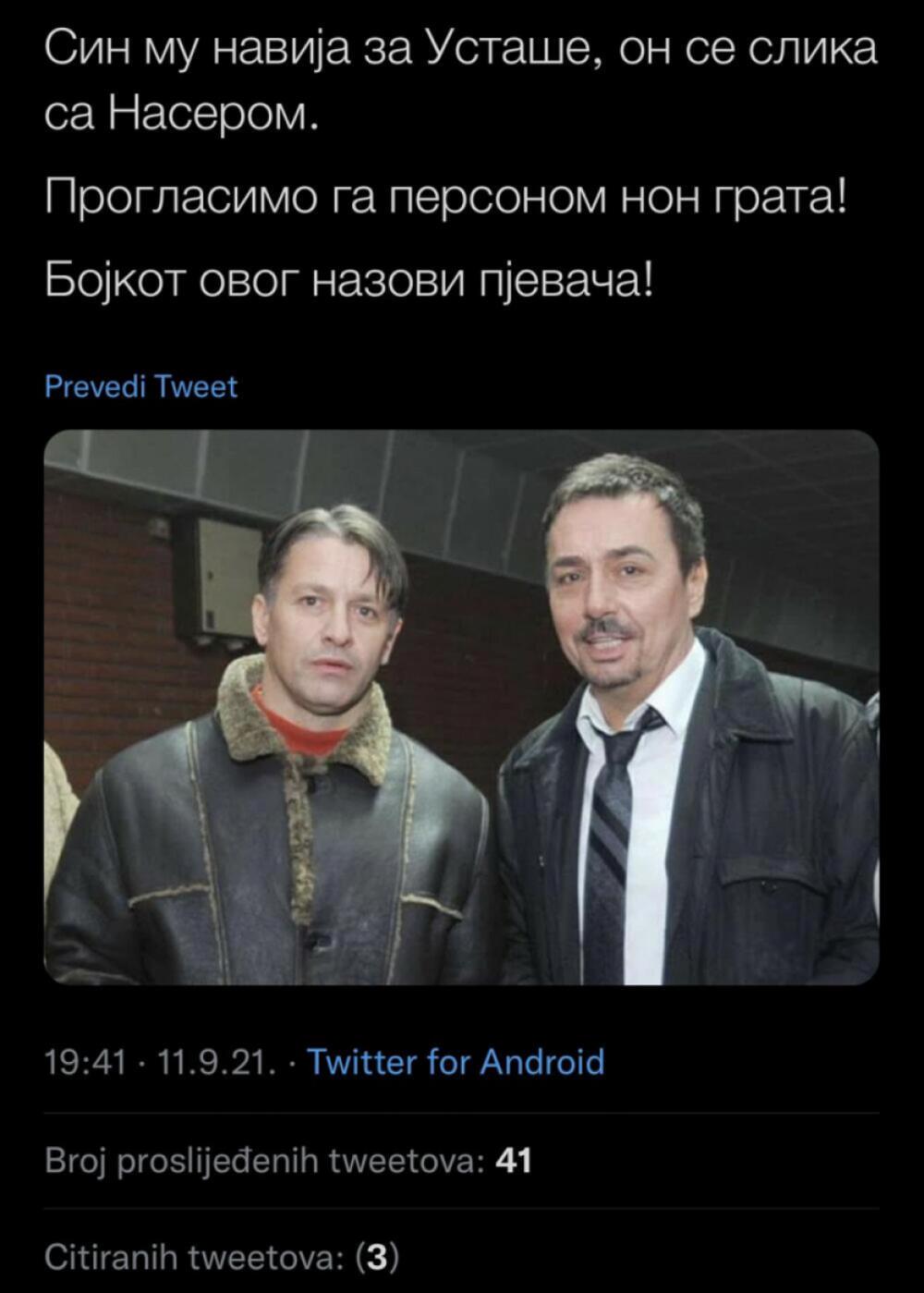 SKANDAL! Fotografija na kojoj Keba pozira sa Naserom Orićem napravila HAOS  NA MREŽAMA: Otkriveno sve o tome?!