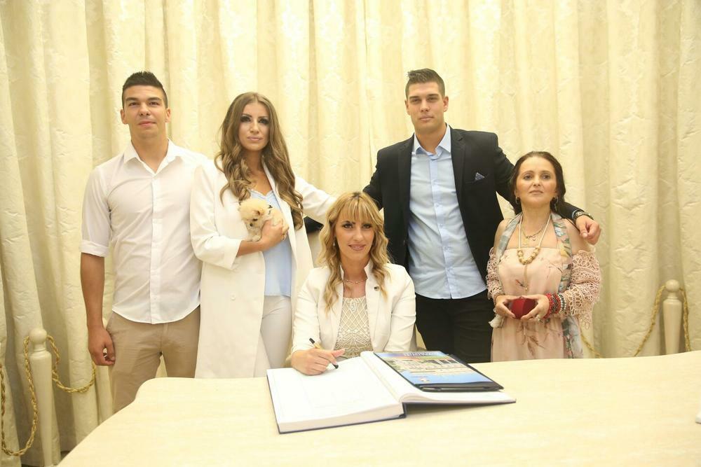 Dalila i Dejan Dragojević